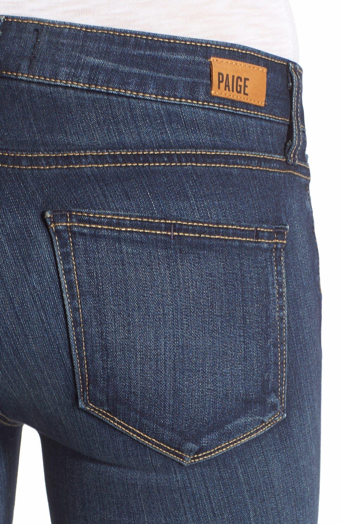 Alternate Image 4  - Paige Denim 'Transcend - Skyline' Bootcut Jeans (Vista)