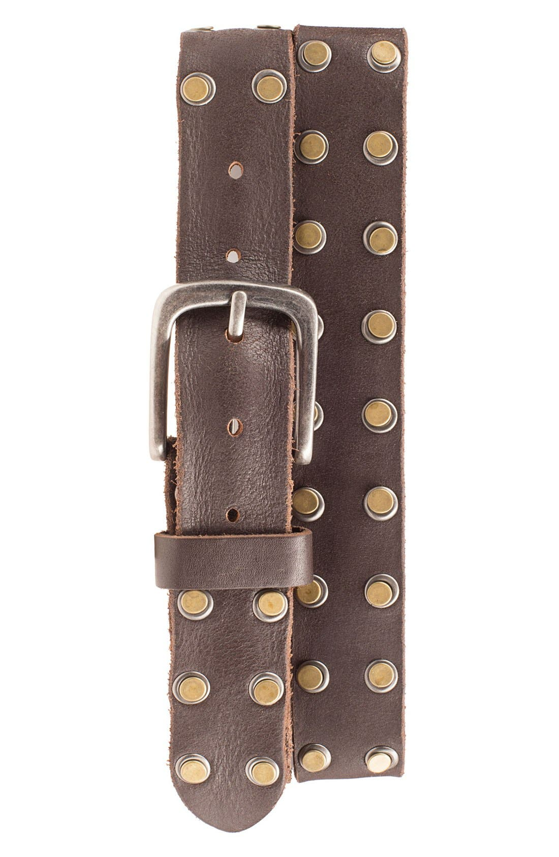 Bill Adler 1981 'Outlaw' Leather Belt