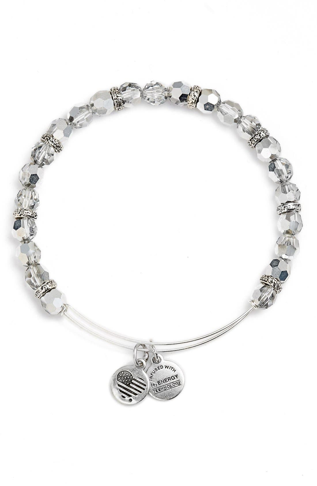 Alternate Image 1 Selected - Alex and Ani 'Wonder' Expandable Wire Bangle