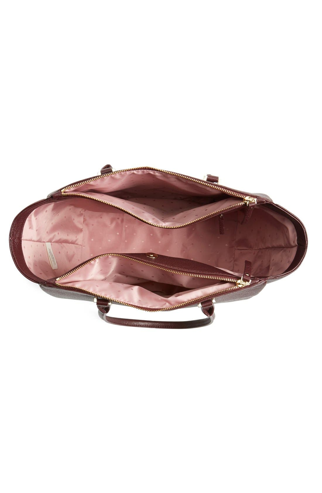 Alternate Image 4  - kate spade new york 'emerson place - smooth holland' leather tote