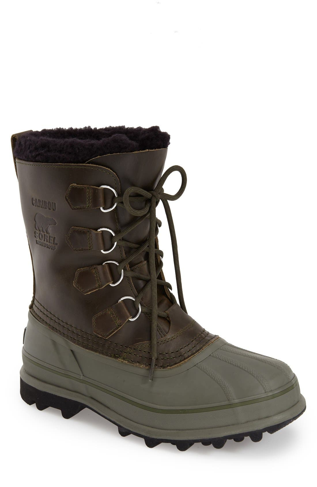 Alternate Image 1 Selected - SOREL 'Caribou' Snow Boot