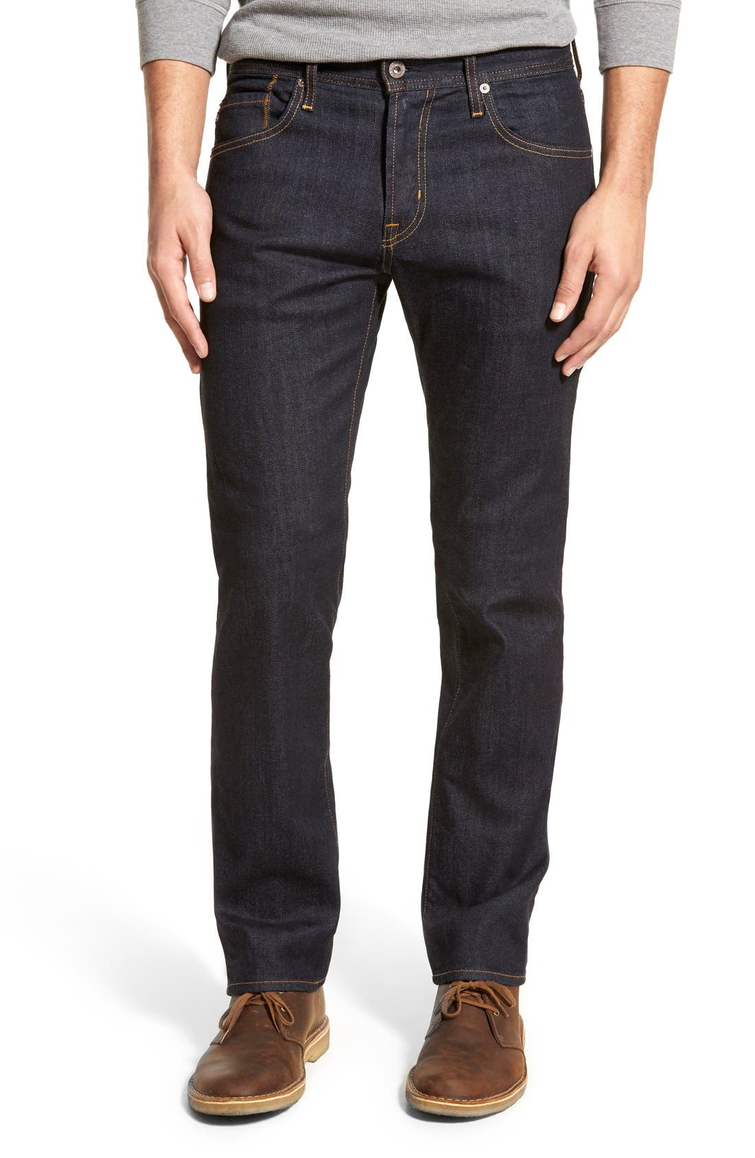 Alternate Image 1 Selected - AG Jeans Matchbox Slim Fit Jeans (Jack)