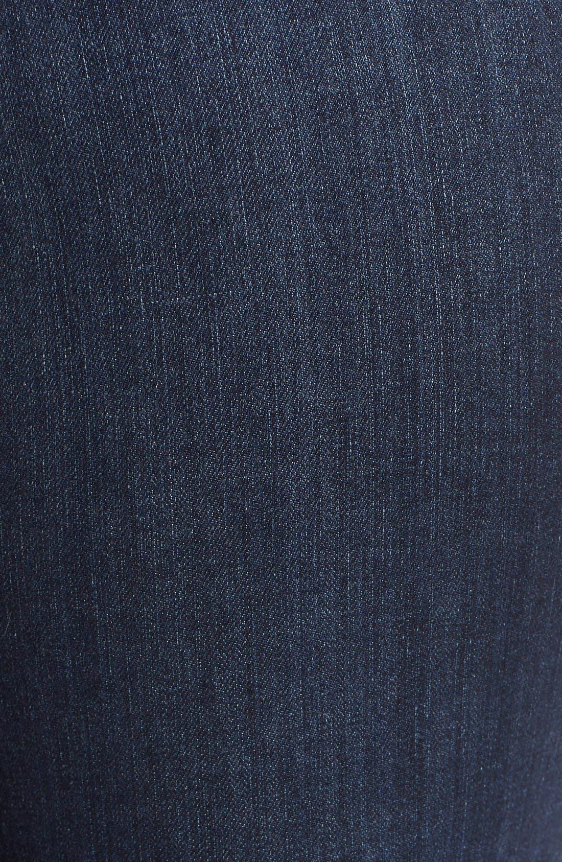 Alternate Image 5  - Melissa McCarthy Seven7 High Rise Pencil Jeans (Blissful) (Plus Size)