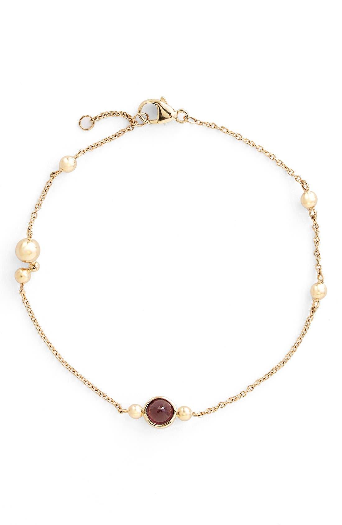 ANZIE 'Dew Drop' Semiprecious Stone Bracelet
