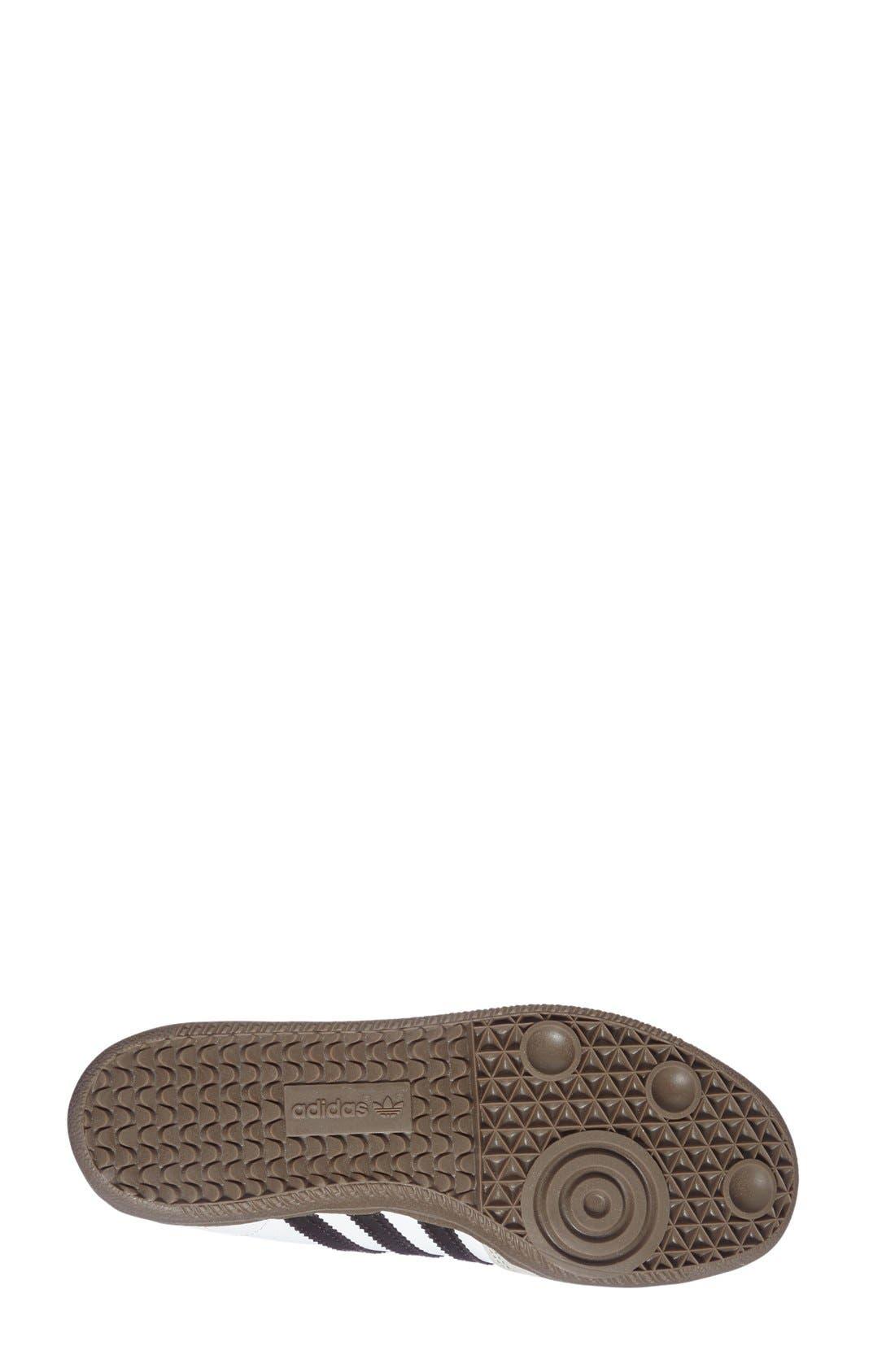 Alternate Image 4  - adidas 'Samba' Sneaker (Women)