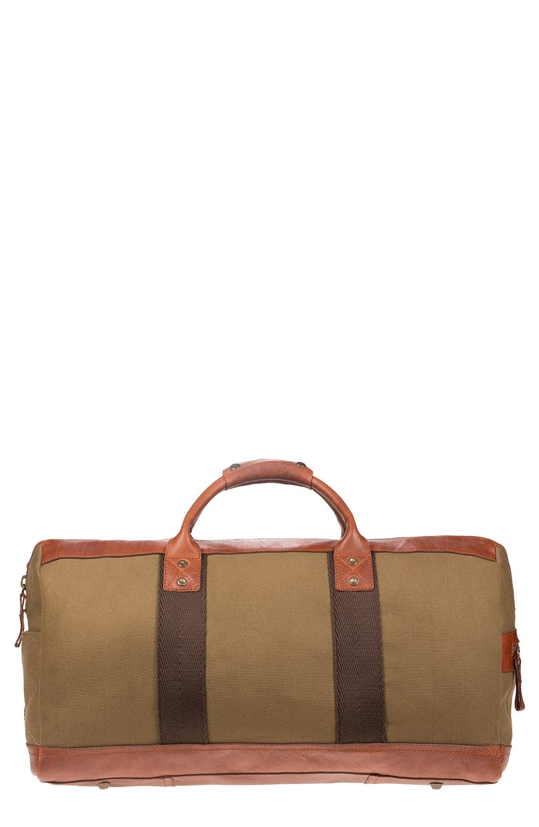 Will Leather Goods 'Signature' Duffel Bag