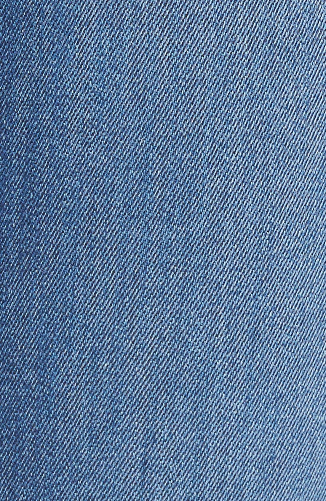 Alternate Image 5  - rag & bone/JEAN High Rise Skinny Jeans (Houston)
