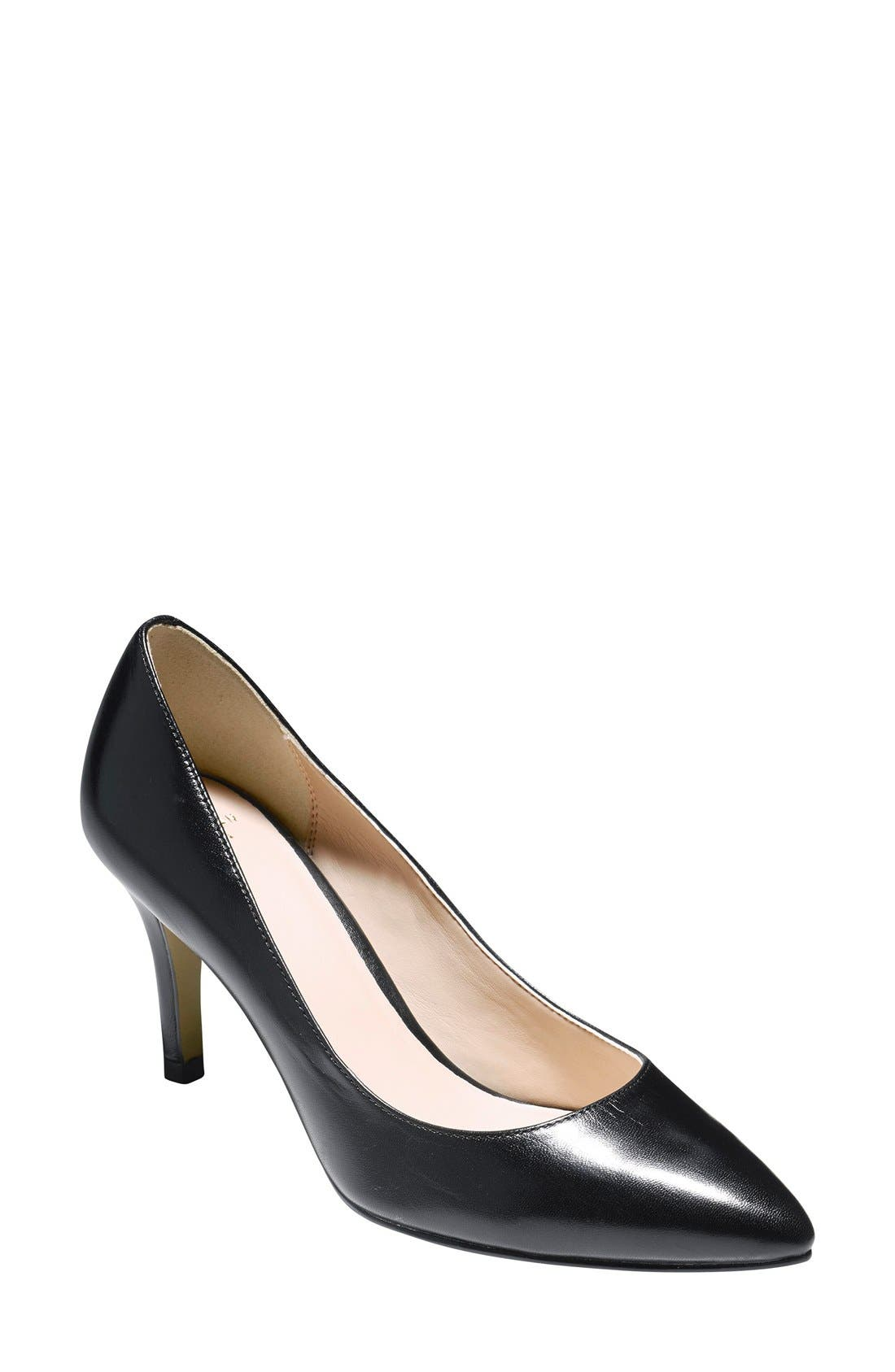 COLE HAAN 'Juliana' Pointy Toe Pump