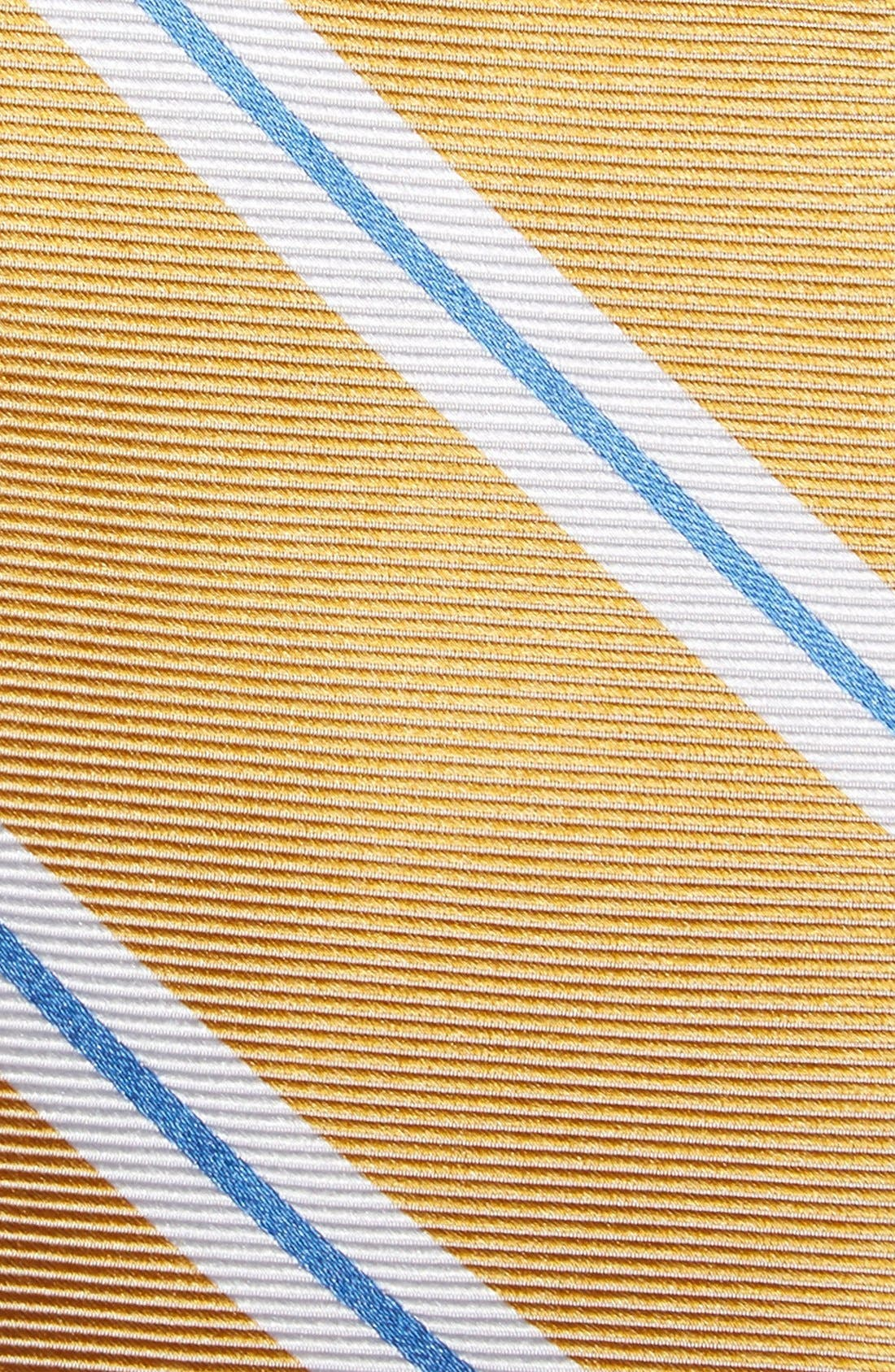 Alternate Image 2  - 1901 'Brolin' Stripe Silk Tie