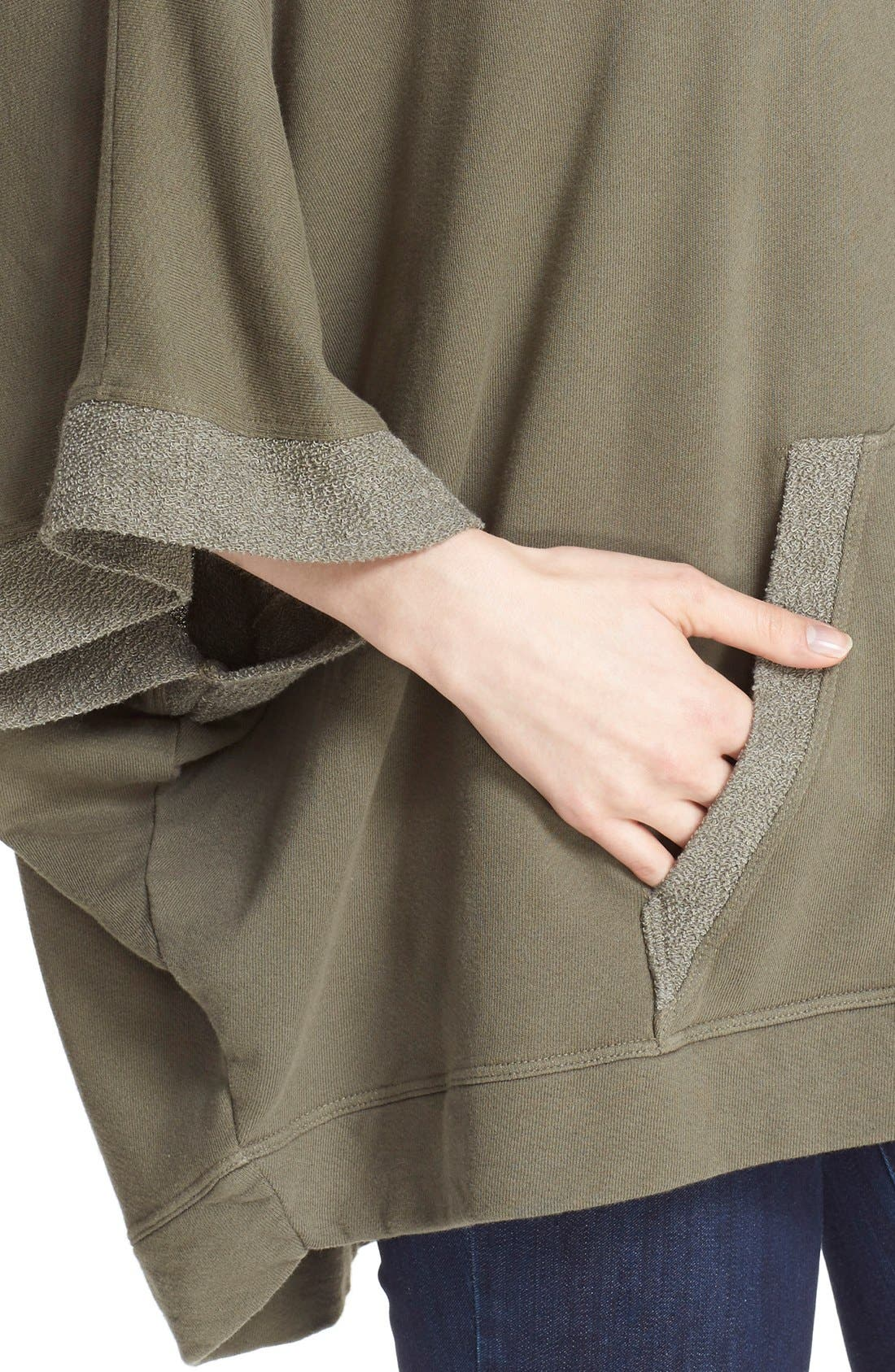 Alternate Image 4  - Soft Joie 'Kory' Boxy Hooded Pullover