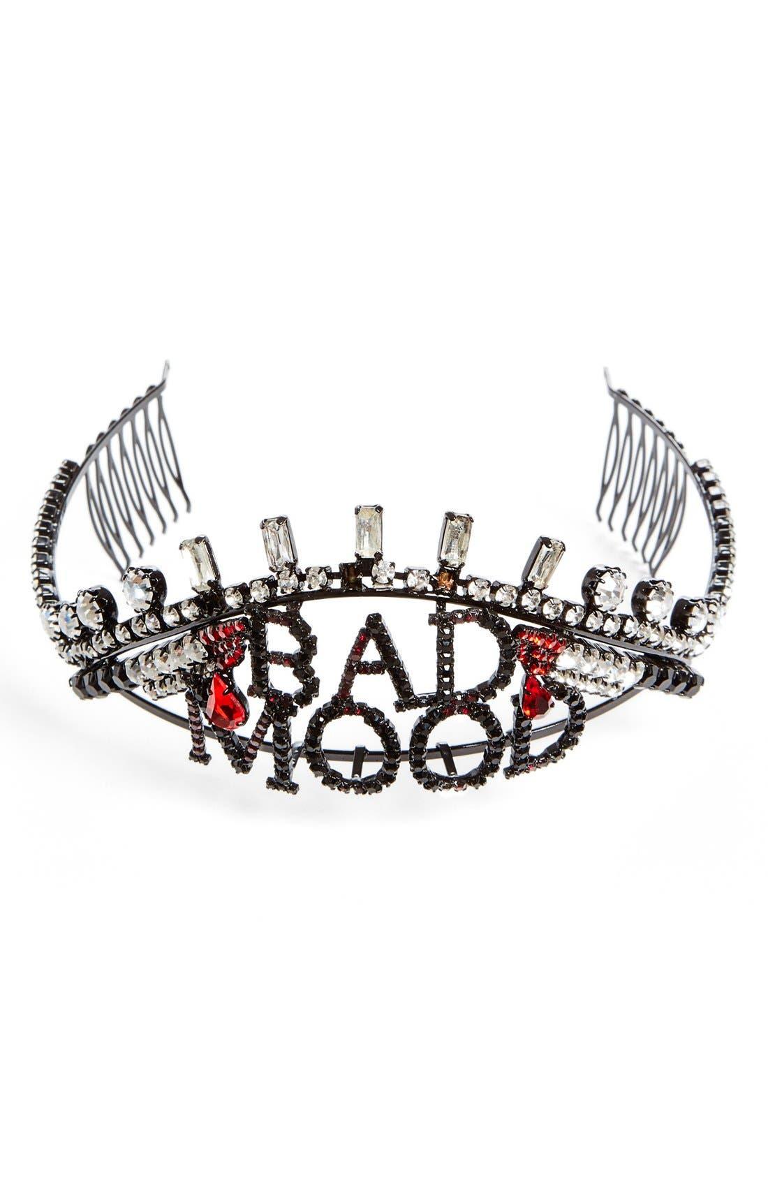 Main Image - Ashley Williams 'Bad Mood' Crystal Tiara