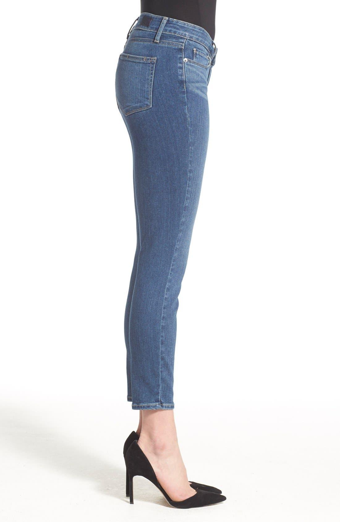 Alternate Image 3  - Paige Denim 'Transcend - Verdugo' Crop Jeans (Nadeen)