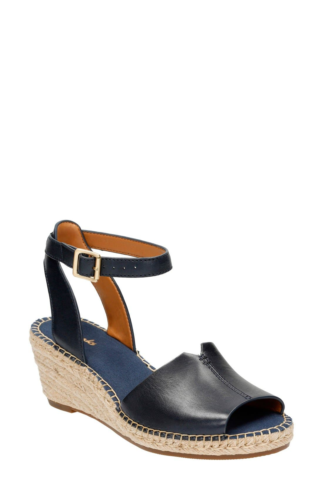 Alternate Image 1 Selected - Clarks® 'Petrina Selma' Sandal (Women)