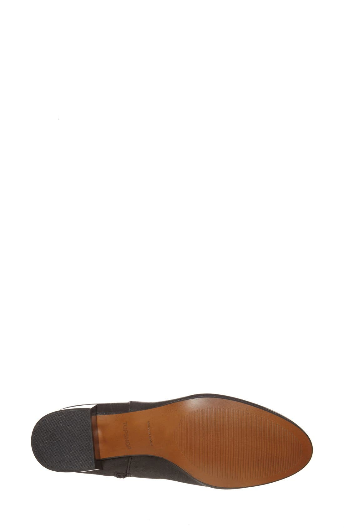 Alternate Image 4  - Topshop 'Marbles' Ankle Boot (Women)