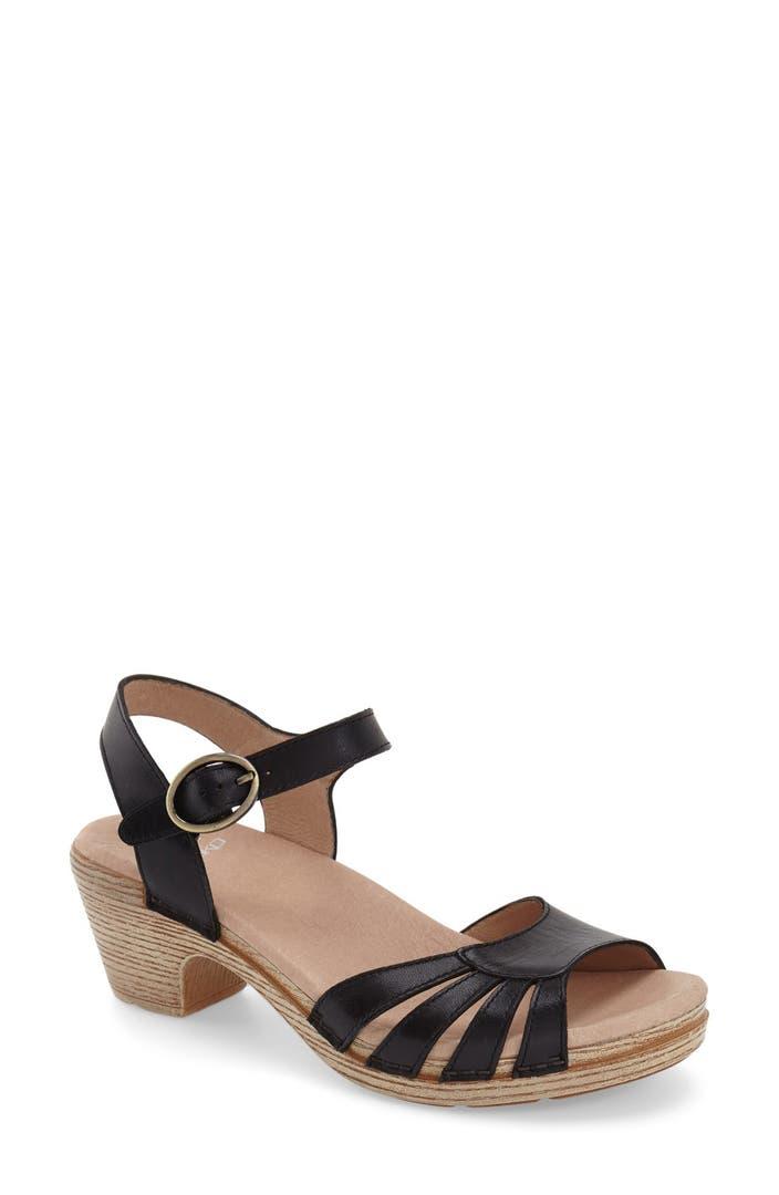 Dansko Marlow Sandal Women Nordstrom