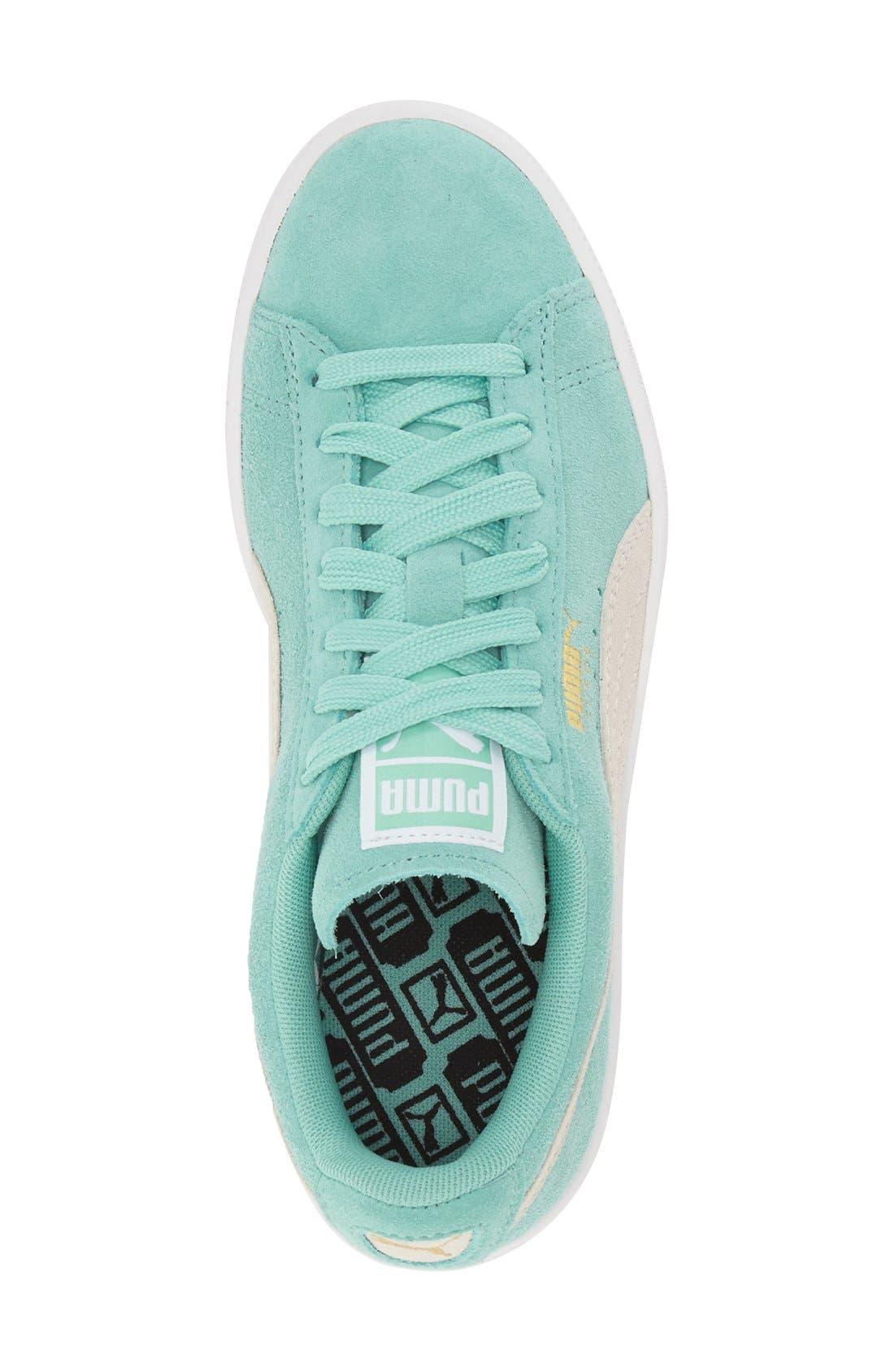 Alternate Image 3  - PUMA 'Suede Classic' Sneaker (Women)