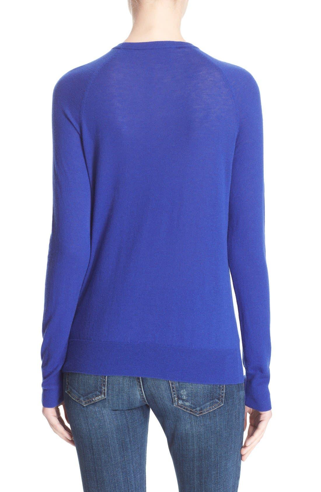 Alternate Image 2  - Equipment 'Sloane' Crewneck Sweater