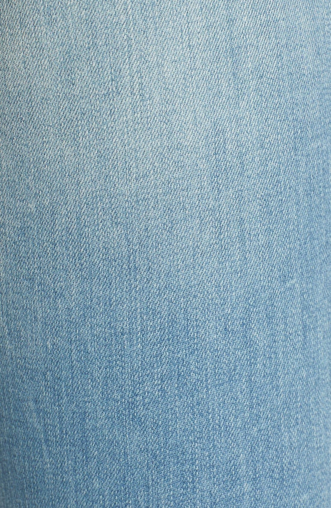 Alternate Image 5  - Articles of Society 'Mya' Skinny Jeans (Indigo Wash)
