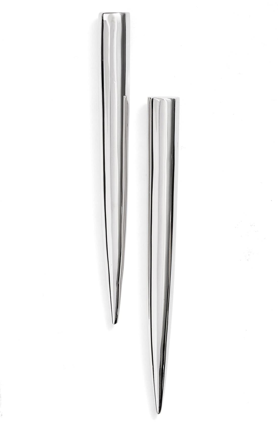 Alternate Image 1 Selected - Eddie Borgo Spike Drop Earrings