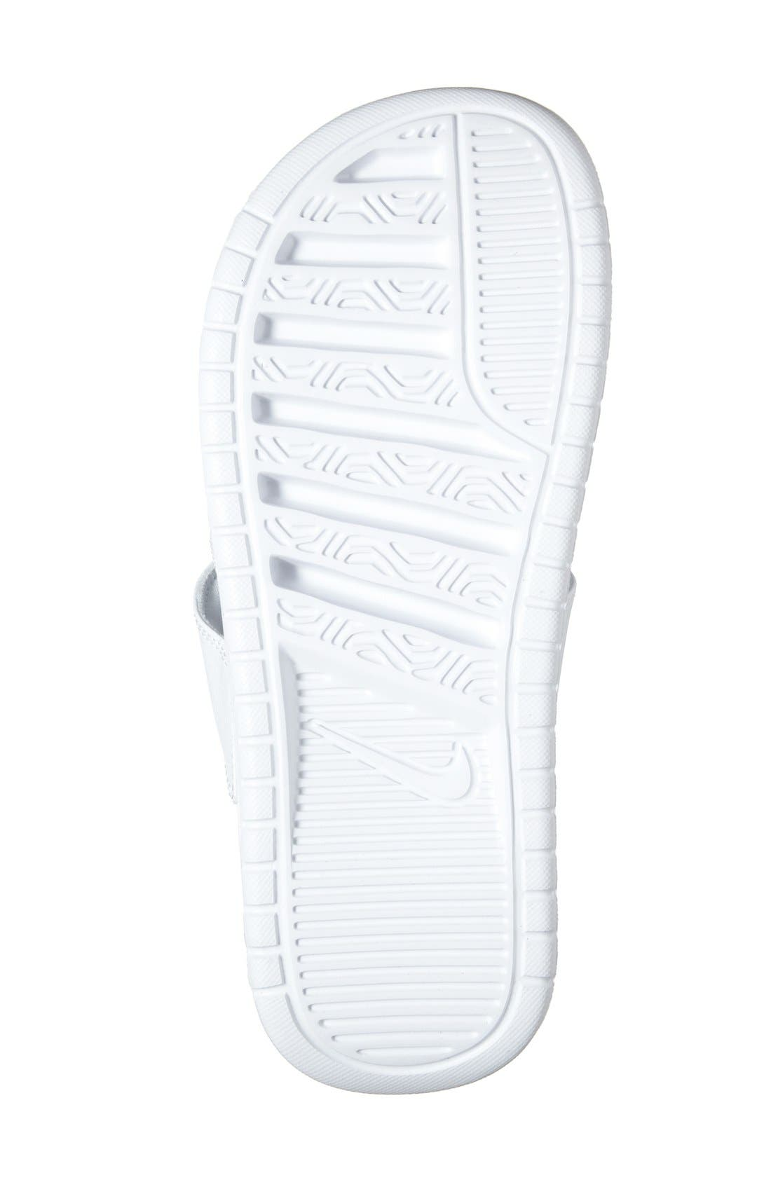 Alternate Image 4  - Nike 'Benassi - Ultra' Slide Sandal (Women)