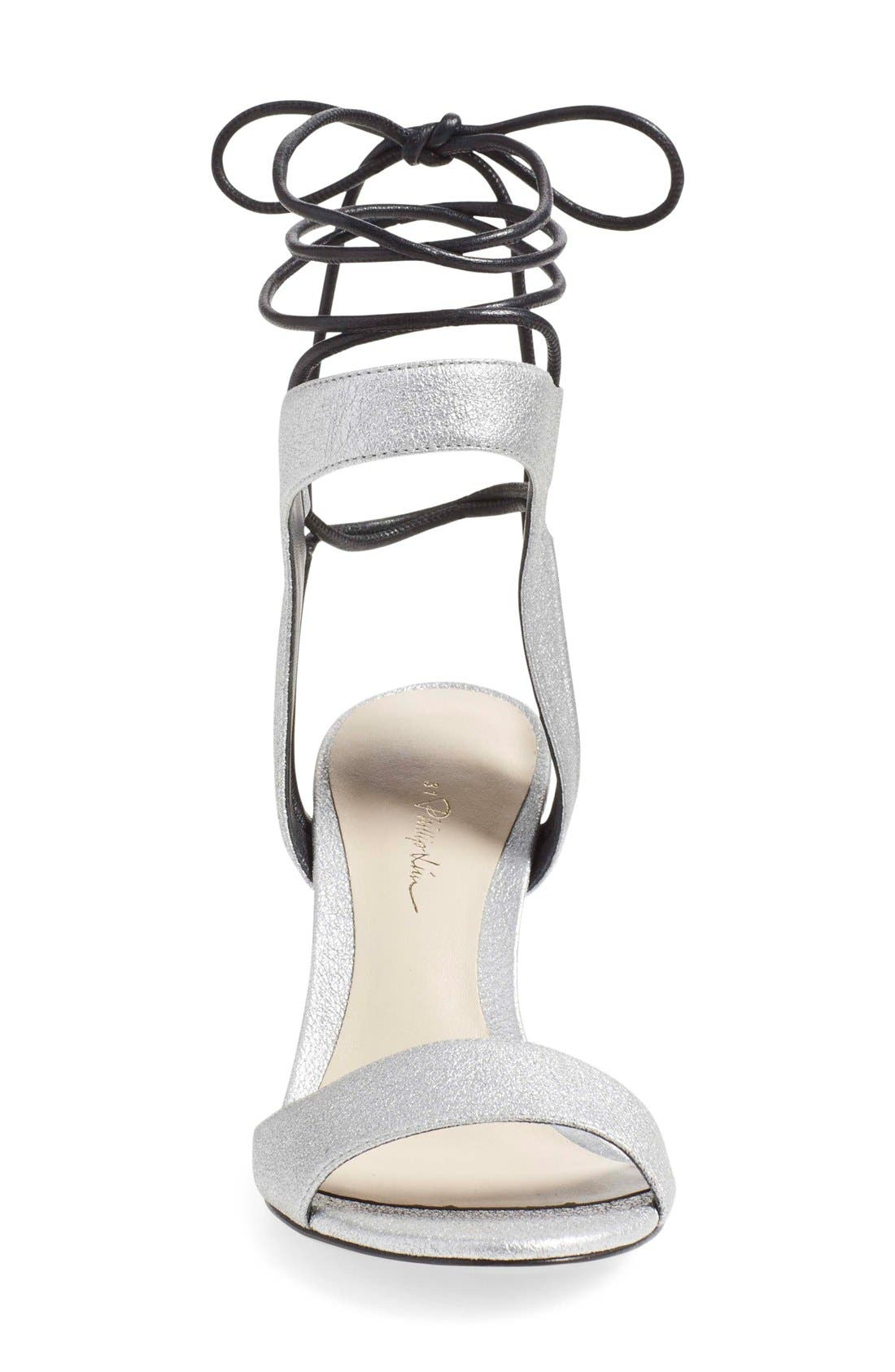 Alternate Image 3  - 3.1 Phillip Lim 'Martini' Wraparound Ankle Strap Sandal (Women)