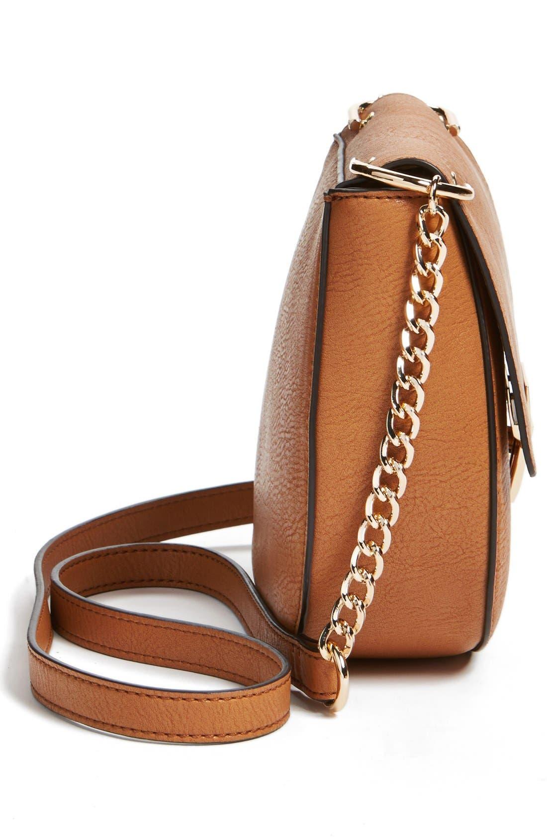 Alternate Image 4  - BP. Crossbody Saddle Bag