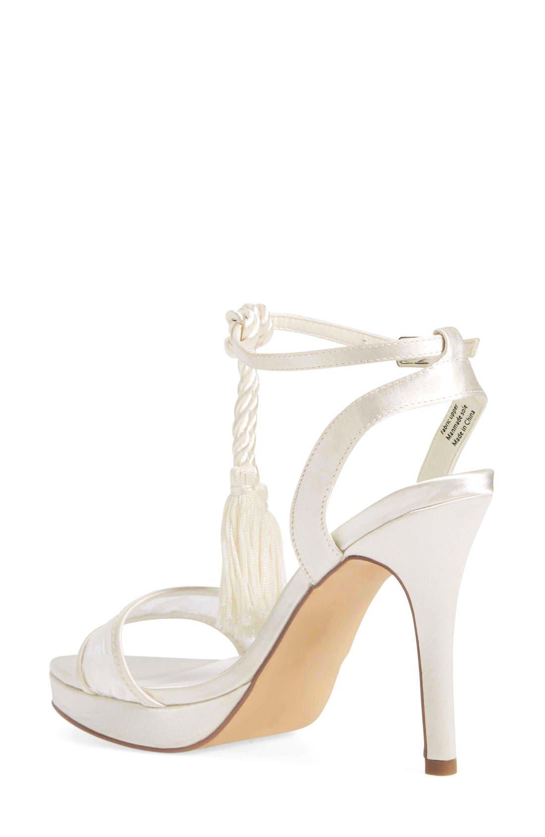 Alternate Image 5  - Menbur 'Dalila' Bridal Sandal (Women)