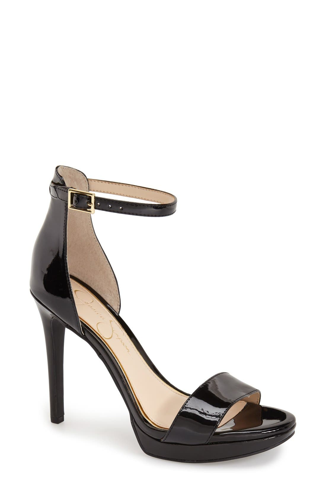 Alternate Image 1 Selected - Jessica Simpson 'Vaile' Sandal (Women)