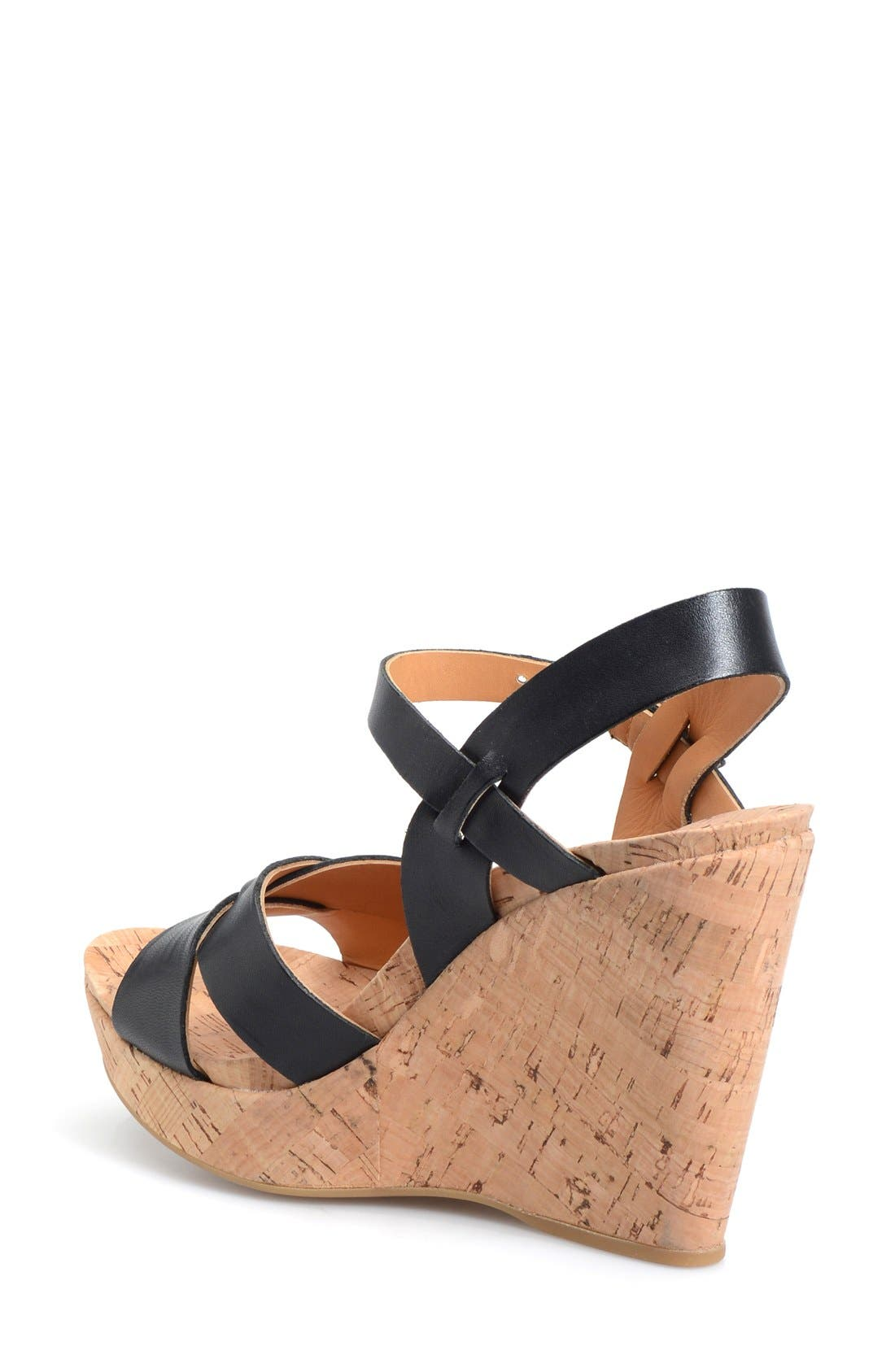 Alternate Image 2  - Kork-Ease® 'Bette' Cork Wedge (Women)