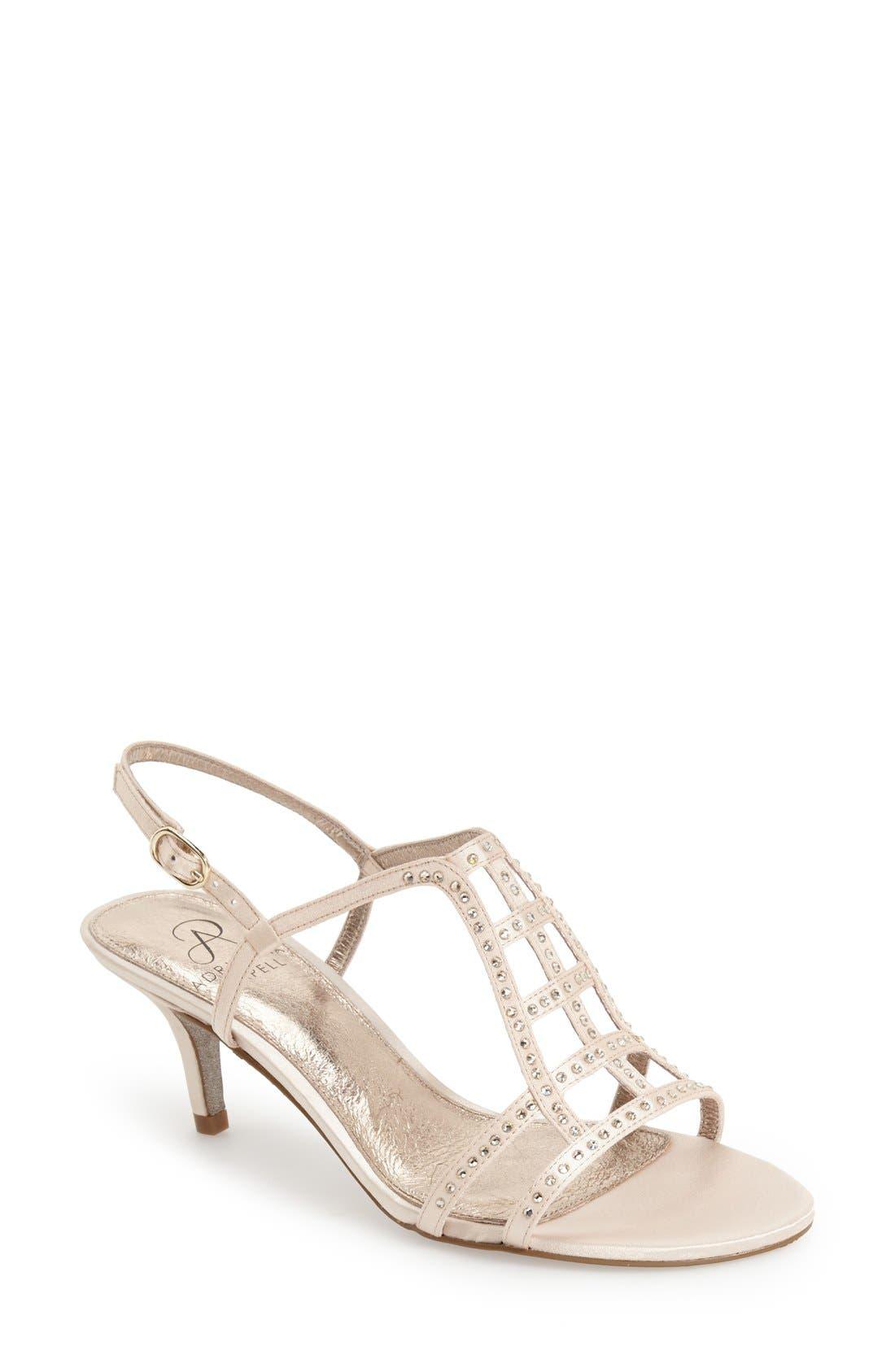 Adrianna Papell 'Amari' Evening Sandal (Women)