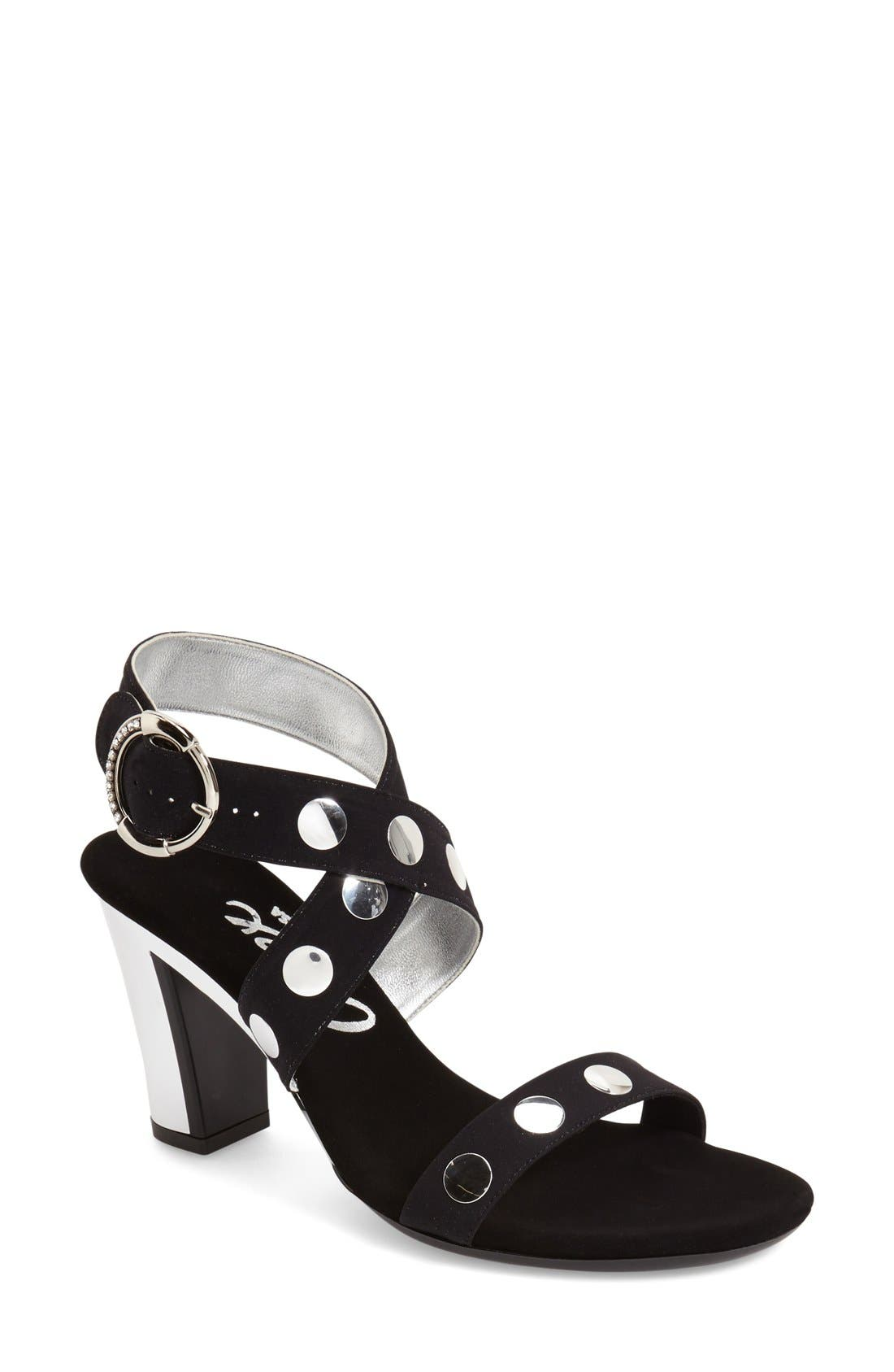 Onex 'Dotty' Studded Sandal (Women)