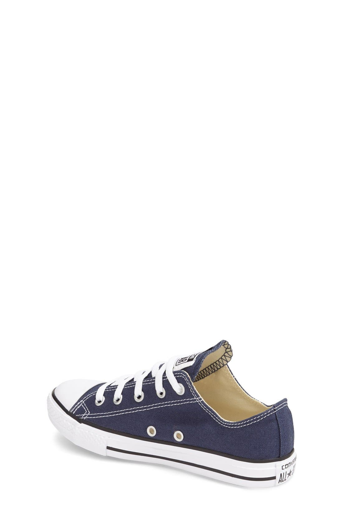 Alternate Image 2  - Converse Chuck Taylor® Sneaker (Toddler, Little Kid & Big Kid)