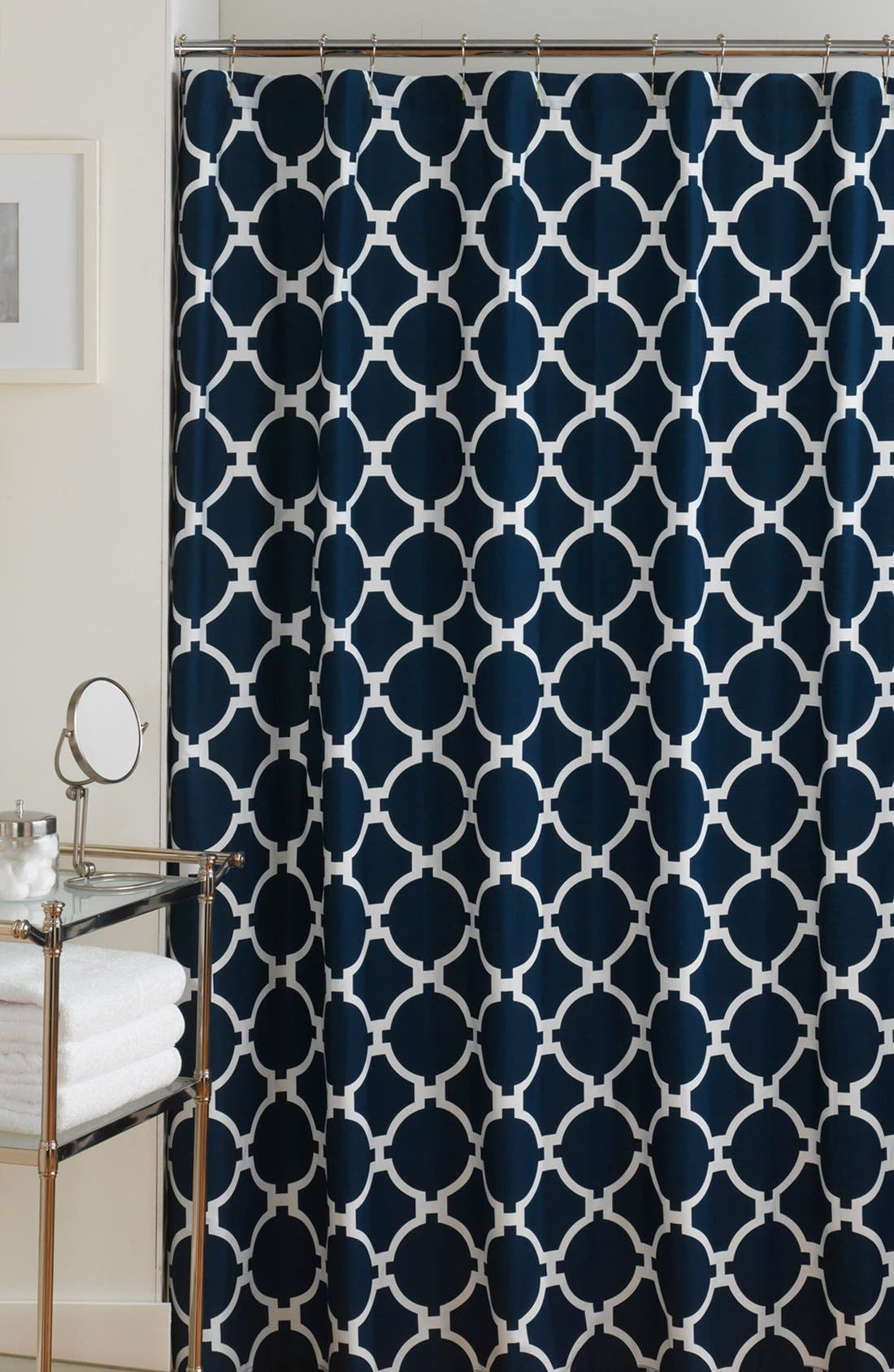 JILL ROSENWALD 'Hampton Links' Shower Curtain