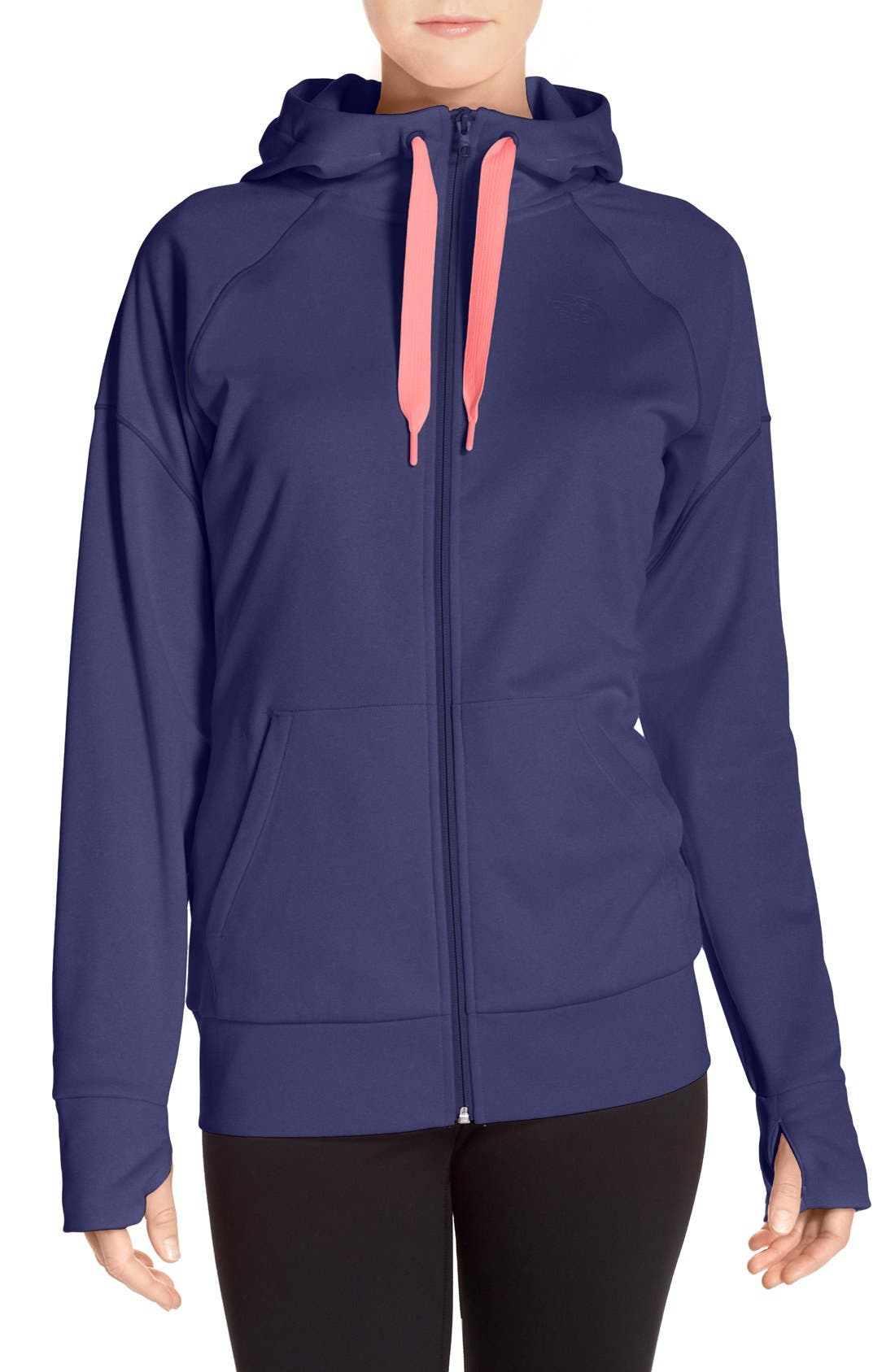 Alternate Image 1 Selected - The North Face 'Suprema' Hoodie