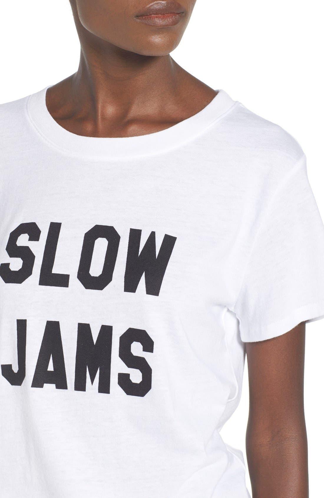 Alternate Image 4  - Sub_Urban Riot 'Slow Jams' Graphic Tee