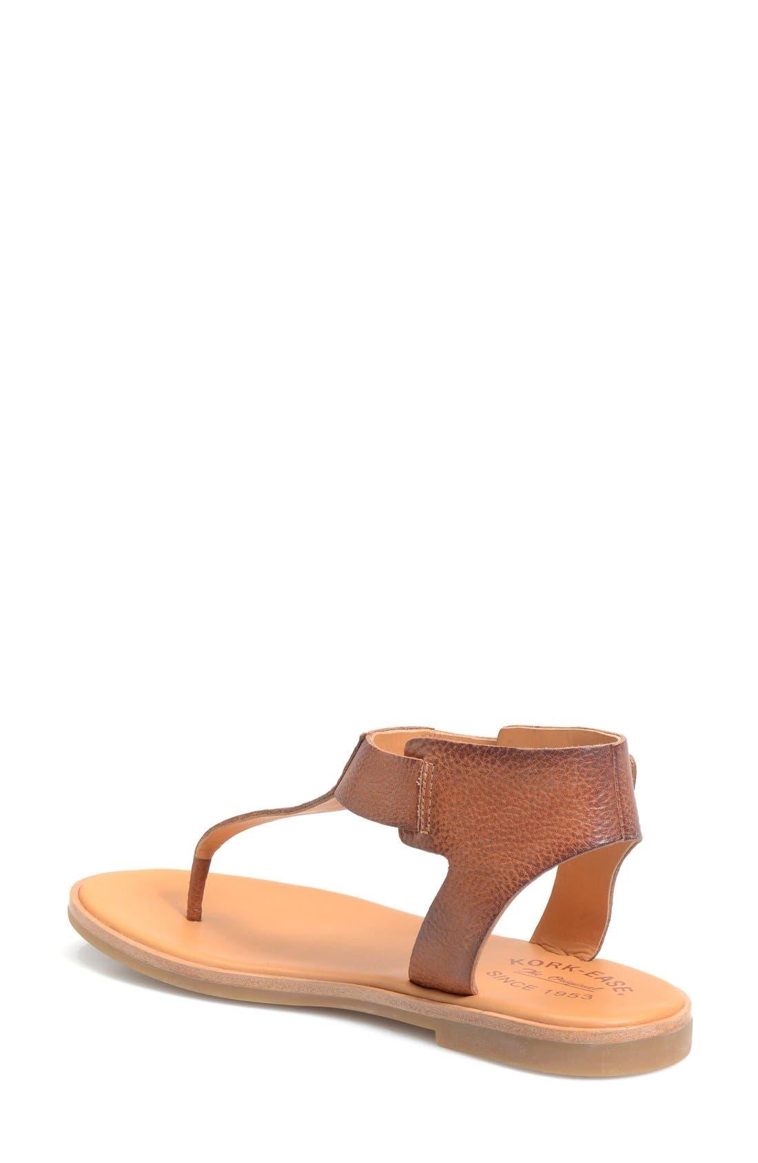 Alternate Image 2  - Kork-Ease® 'Catriona' Flat Sandal (Women)