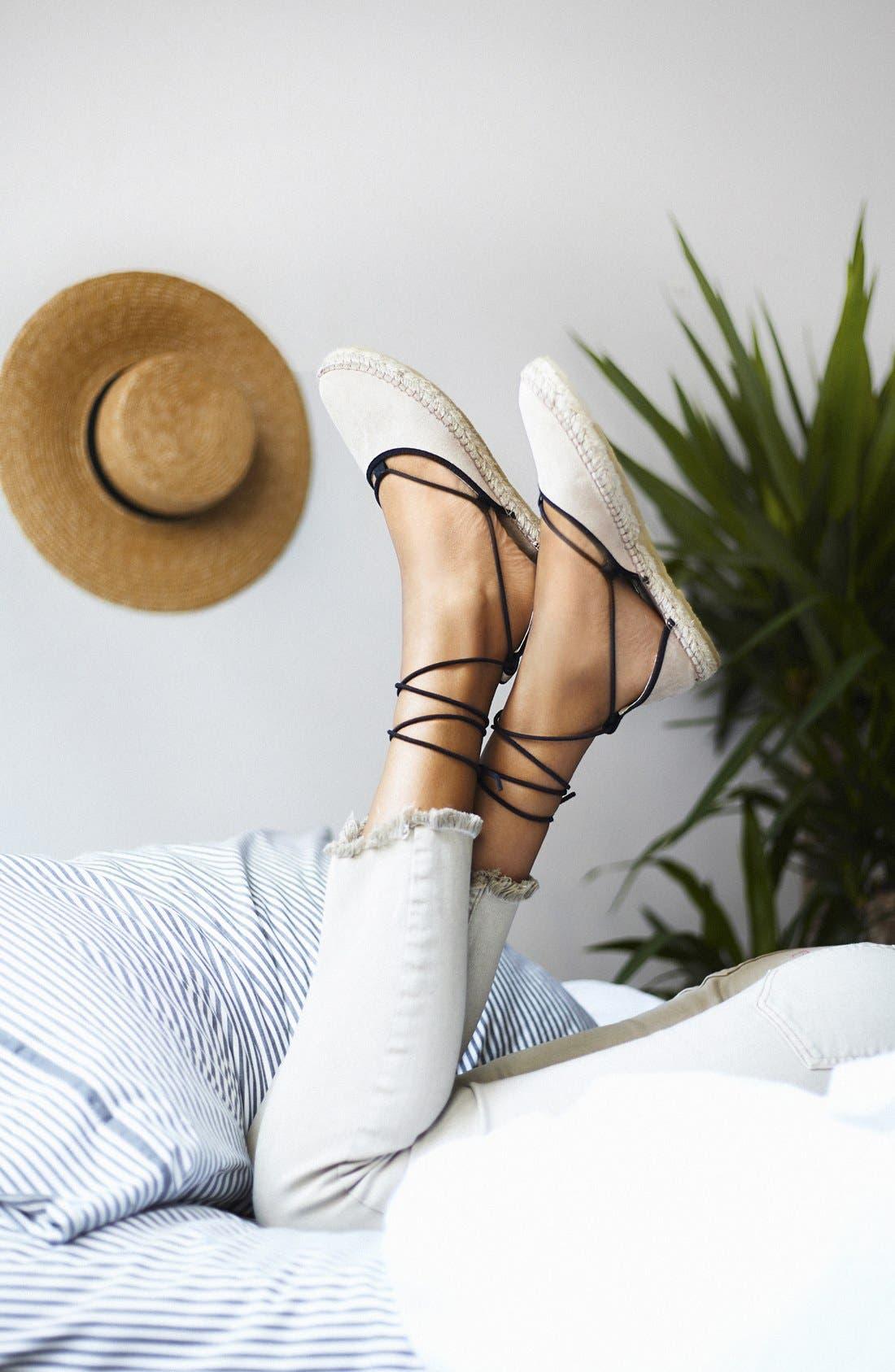 Alternate Image 5  - Free People 'Marina' Espadrille Sandal (Women)