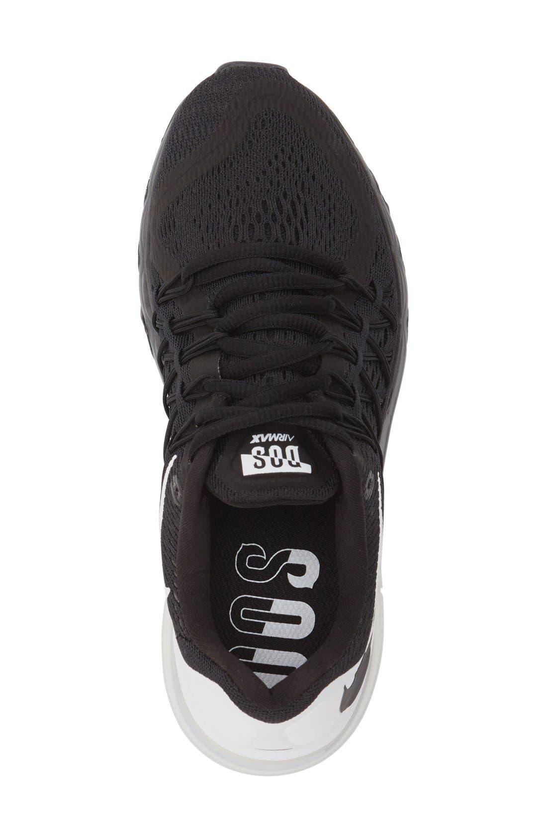 Alternate Image 3  - Nike 'Air Max 2015 DOS' Running Shoe (Women)