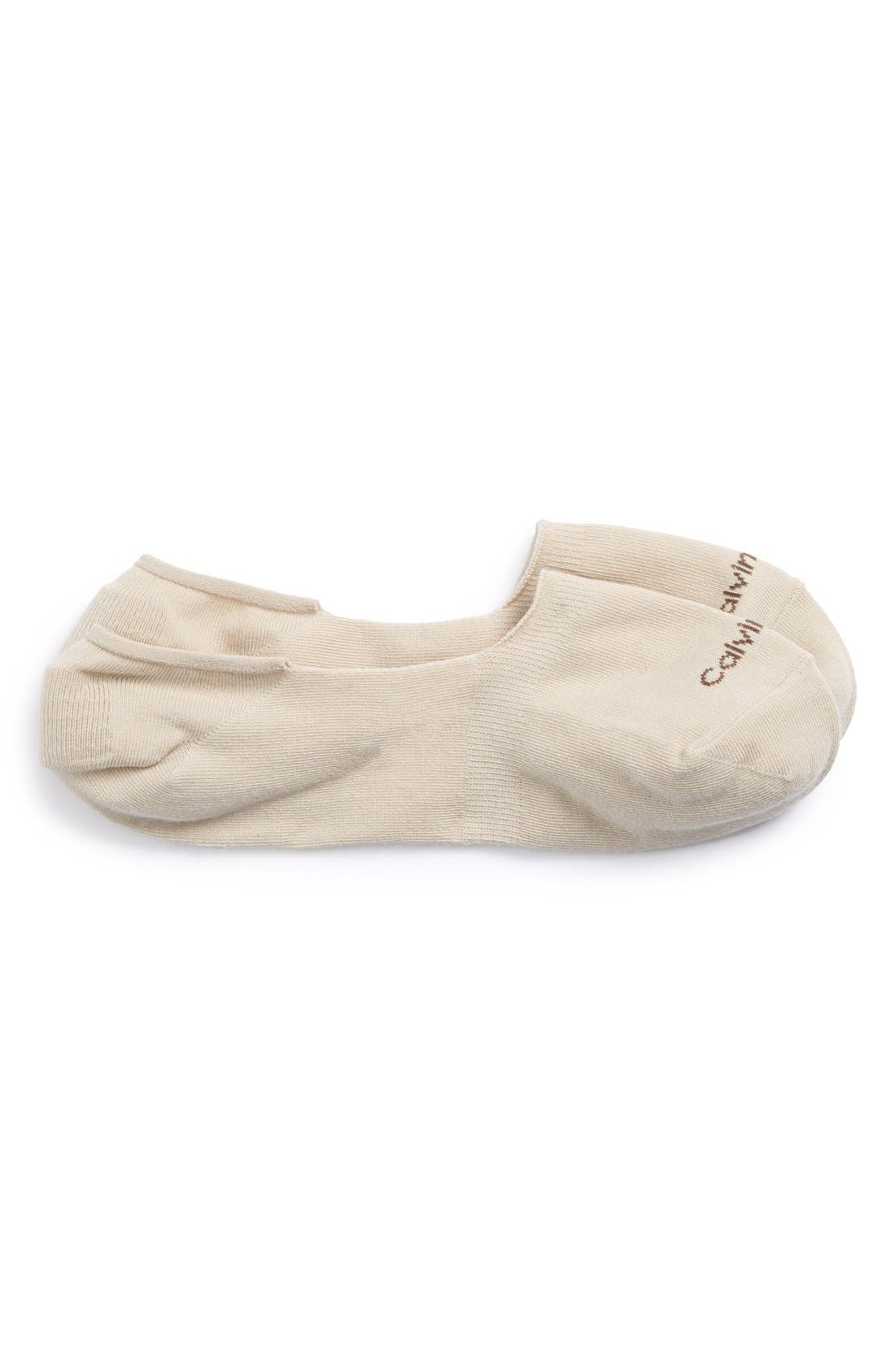Calvin Klein No-Show Socks (Men)