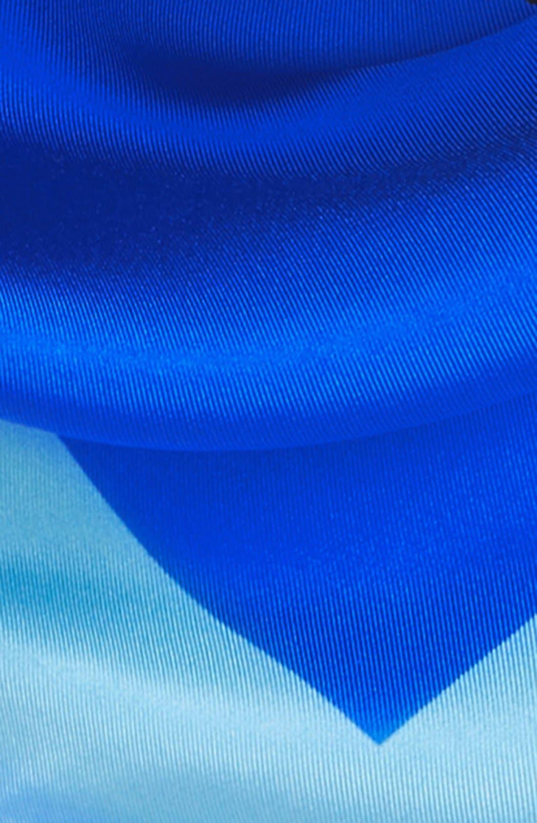 Alternate Image 3  - Moschino 'The Powerpuff Girls® - Pow!' Square Silk Scarf