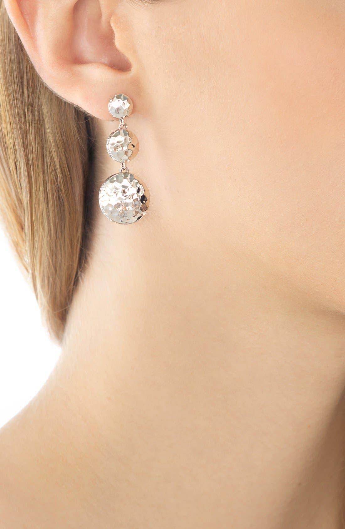 Alternate Image 2  - John Hardy 'Dot' Drop Earrings
