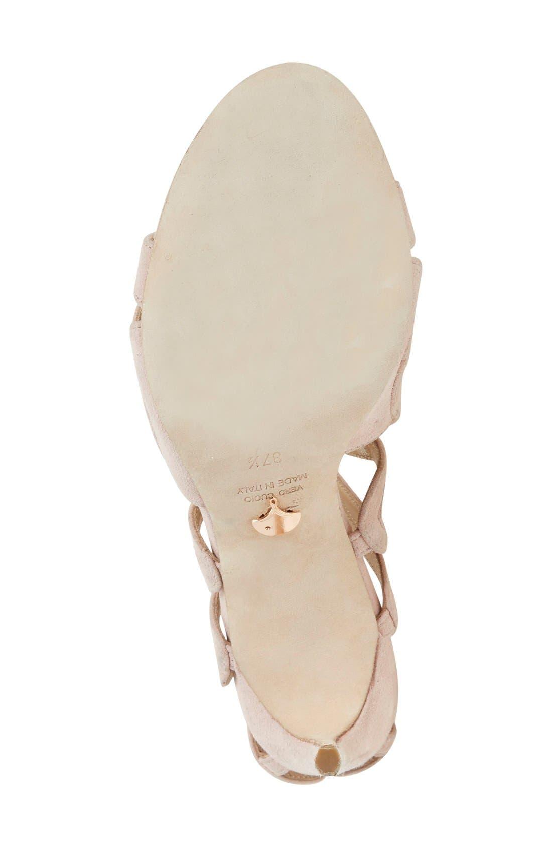 Alternate Image 4  - Chelsea Paris 'Ada' Sandal (Women)