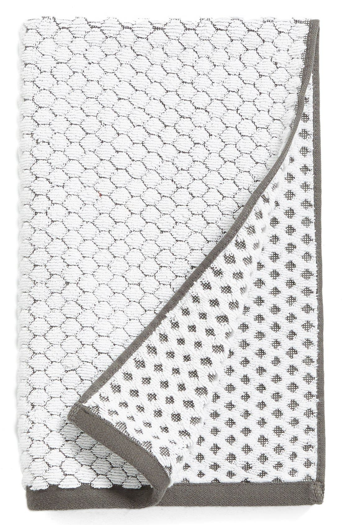 NORDSTROM AT HOME 'Cobble' Hand Towel