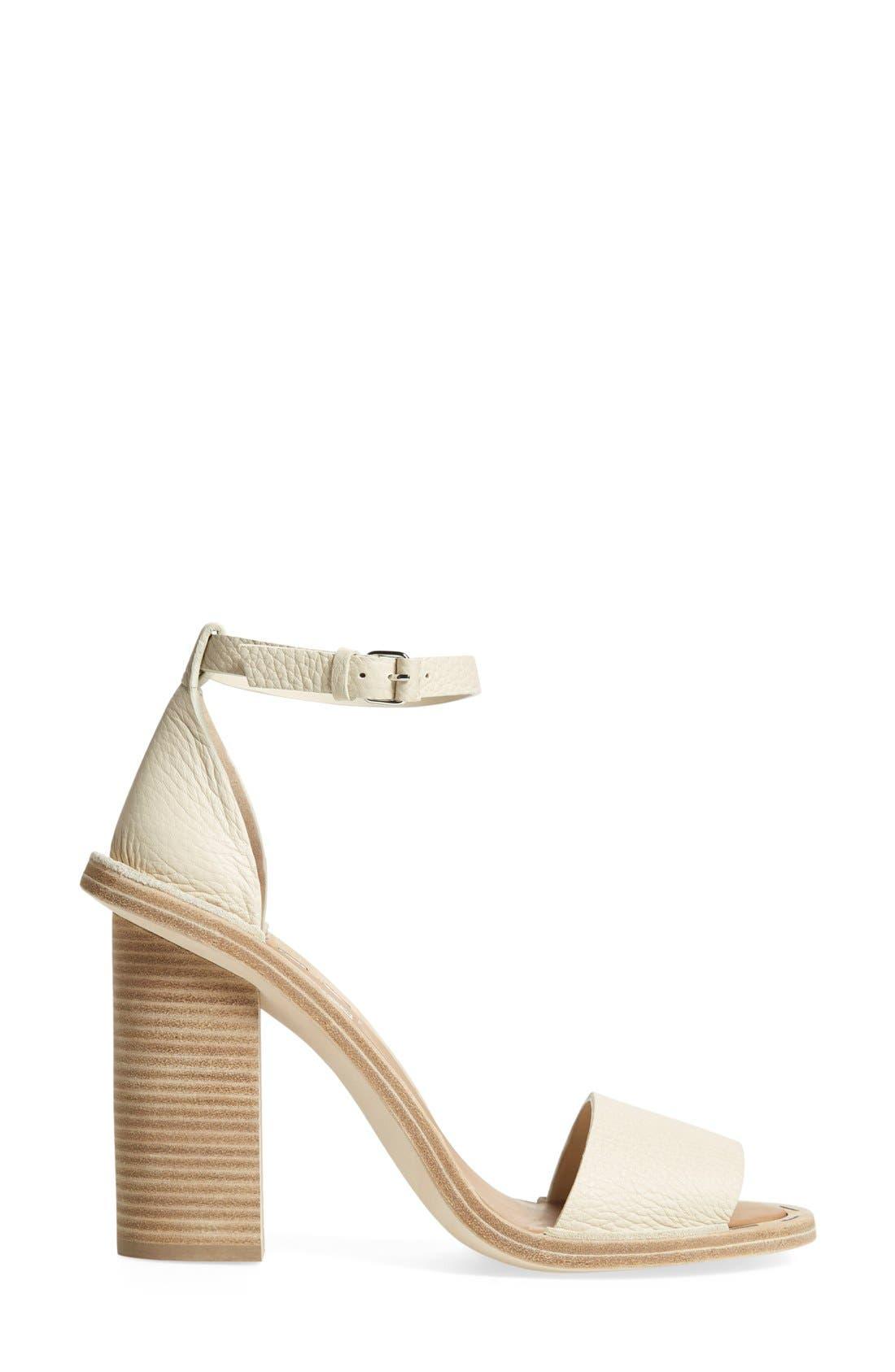 Alternate Image 4  - Balenciaga Wood Heel Sandal (Women)