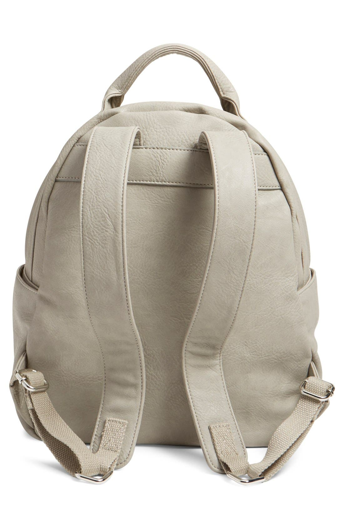 Alternate Image 3  - BP. Faux Leather Backpack