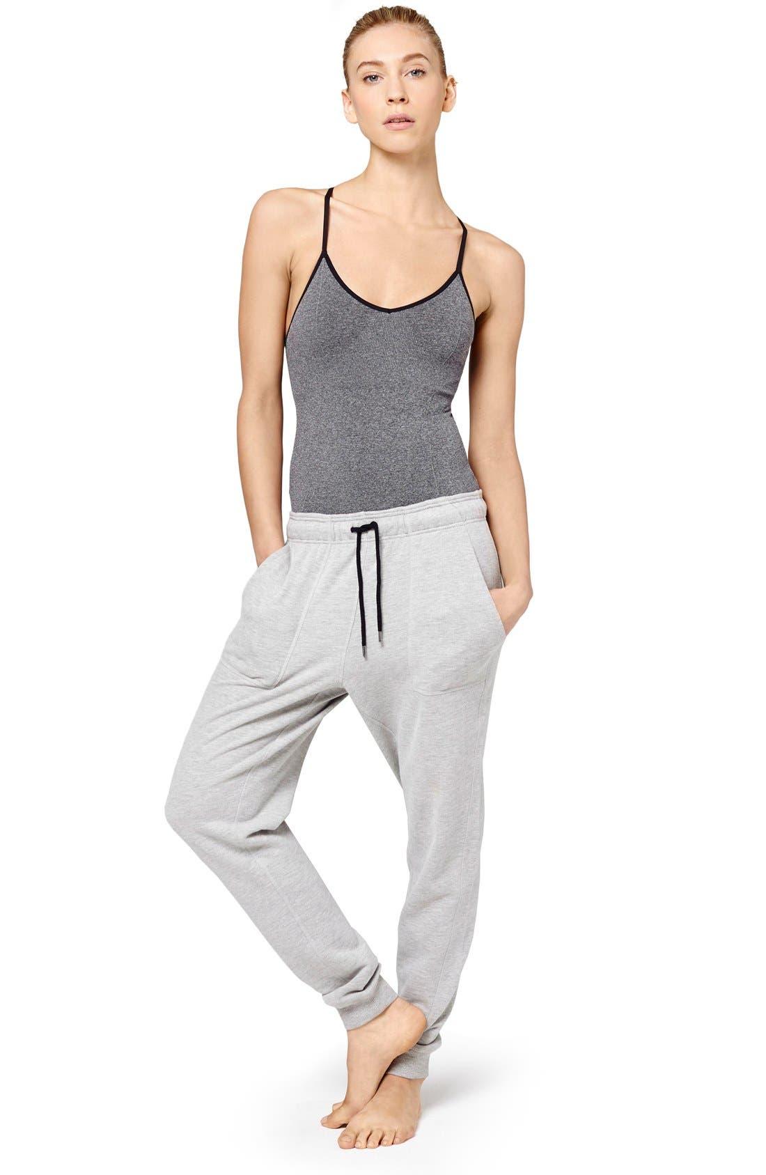 Alternate Image 4  - IVY PARK® Seamless Strappy Bodysuit