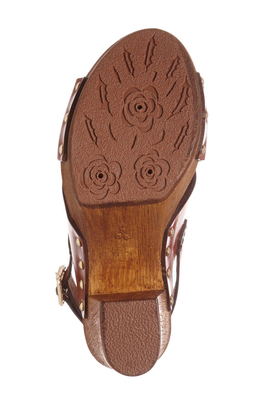 Alternate Image 4  - Kenneth Cole New York 'Belle' Platform Sandal (Women)