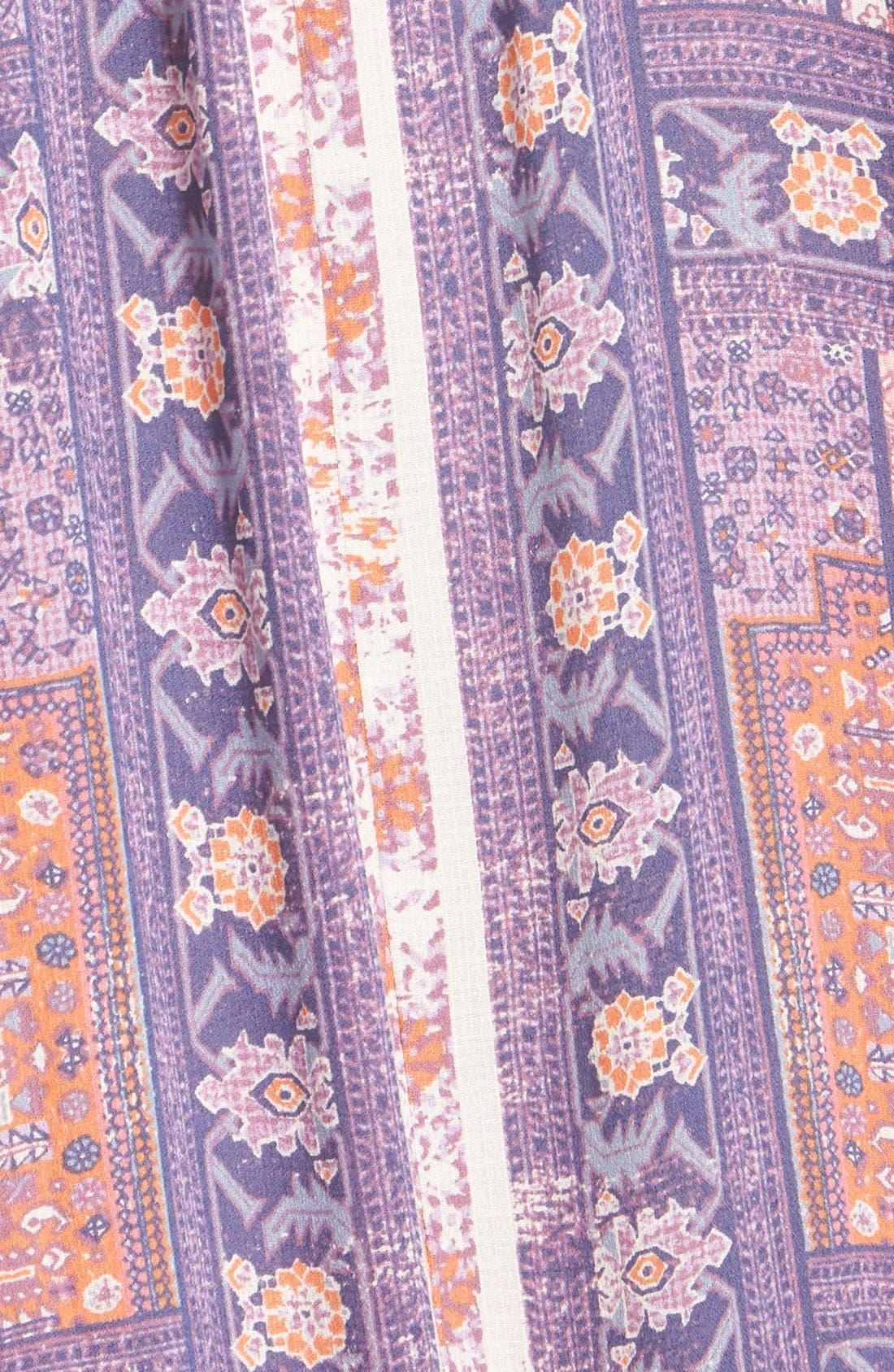 Alternate Image 5  - Lucky Brand Tapestry Print Sundress