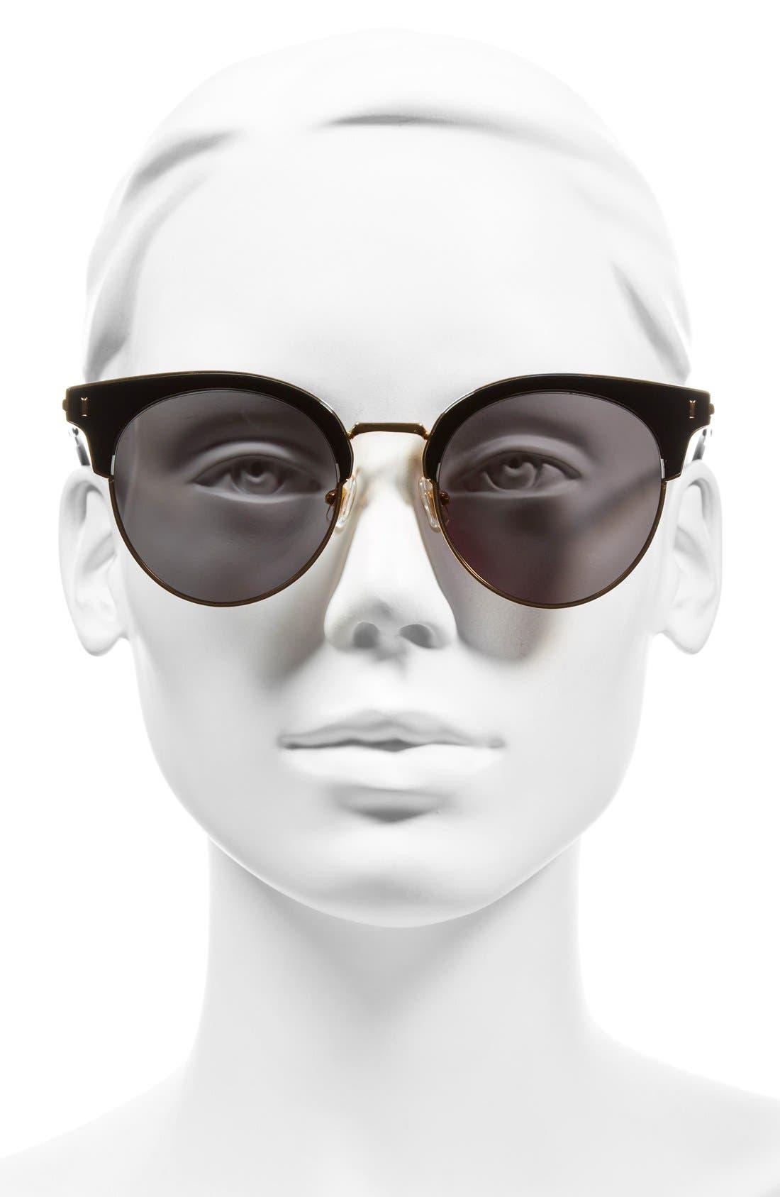 Alternate Image 2  - Gentle Monster Sunglasses 'Kong Hyo Jin - Type 1' 58mm Sunglasses