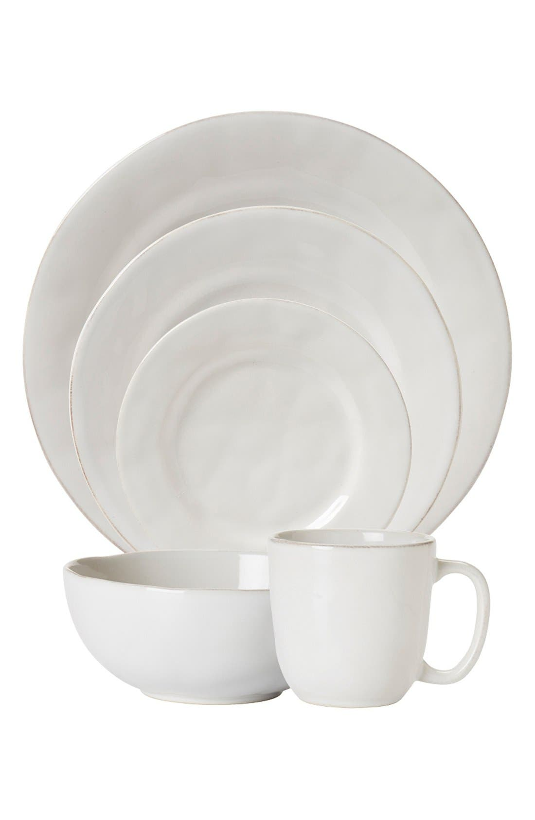 Juliska 'Puro' 5-Piece Dinnerware Place Setting